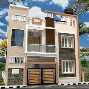 Gallery Cover Image of 2400 Sq.ft 3 BHK Independent House for buy in Margondanahalli for 10800000