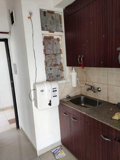Kitchen Image of 1060 Sq.ft 2 BHK Apartment for rent in Omicron I Greater Noida for 10000