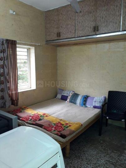 नवरंगपुरा में एंजेल वर्ल्ड पीजी के बेडरूम की तस्वीर