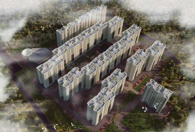 Gallery Cover Image of 1346 Sq.ft 3 BHK Apartment for buy in Provident Park Square, Mallasandra for 8749000