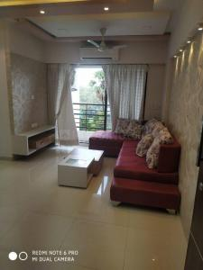 Gallery Cover Image of 820 Sq.ft 1 BHK Apartment for rent in Tanvi Eminence I, Mira Road East for 14000