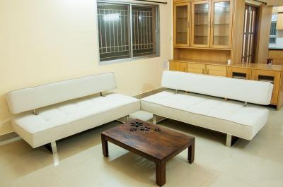 Living Room Image of Shuddha Shelters in Bilekahalli