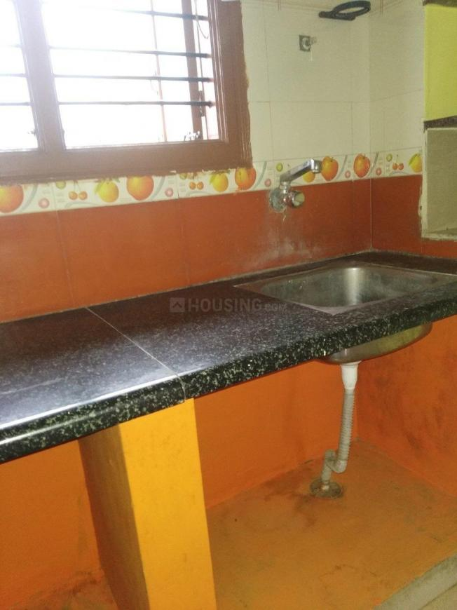 Kitchen Image of 1000 Sq.ft 2 BHK Independent House for rent in Raysandara for 8000
