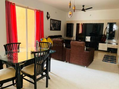 Gallery Cover Image of 1225 Sq.ft 2 BHK Apartment for rent in Kharadi for 40000