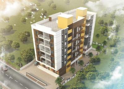 Gallery Cover Image of 536 Sq.ft 1 BHK Apartment for buy in Dhayari for 2500000