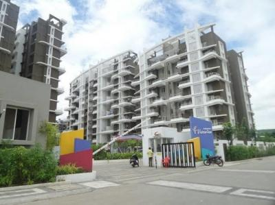 Gallery Cover Image of 1000 Sq.ft 2 BHK Apartment for rent in Dhanori for 24500
