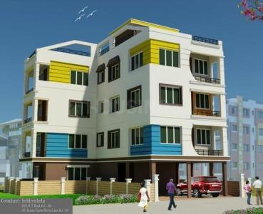 Gallery Cover Image of 1103 Sq.ft 3 BHK Apartment for buy in Kamalgazi for 3860500