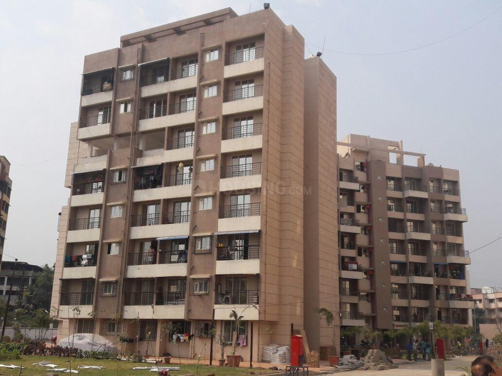 Building Image of 540 Sq.ft 1 BHK Apartment for rent in Titwala for 5000