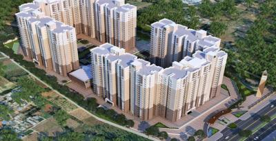 Gallery Cover Image of 1244 Sq.ft 3 BHK Apartment for buy in Prestige Finsbury Park Regent, Gummanahalli for 5284000