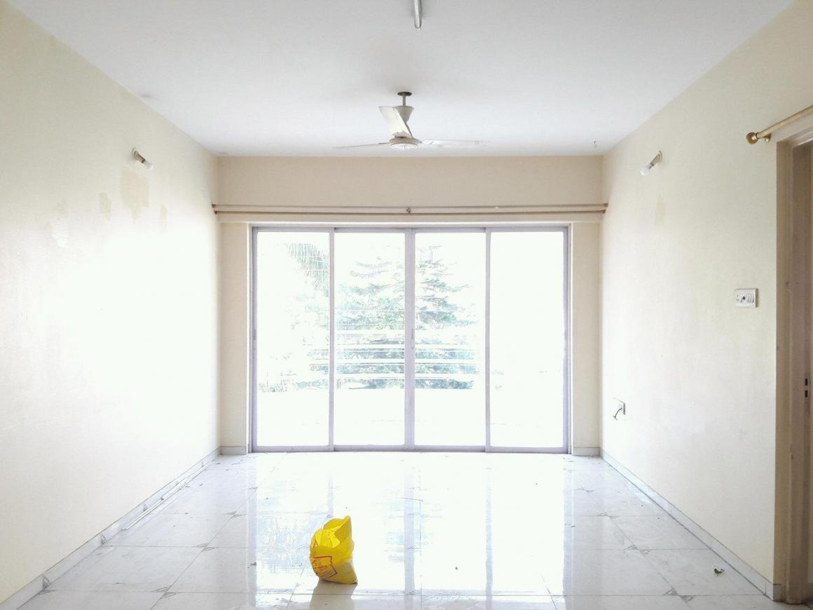 Living Room Image of 1400 Sq.ft 3 BHK Apartment for rent in NIBM  for 23000