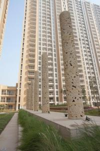Gallery Cover Image of 3832 Sq.ft 4 BHK Apartment for buy in ABA Cleo Gold, Sector 121 for 35996400
