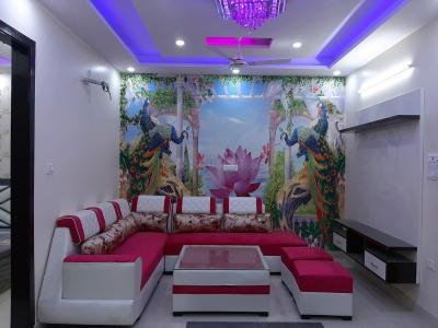 Gallery Cover Image of 900 Sq.ft 3 BHK Apartment for buy in Bindapur for 5500000