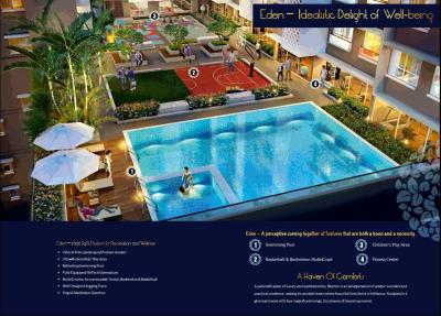 Gallery Cover Image of 667 Sq.ft 2 BHK Apartment for buy in Kanjurmarg West for 11500000