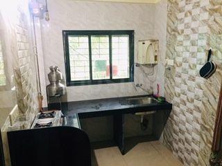 Kitchen Image of Pratibha Girls Hostel in Nigdi