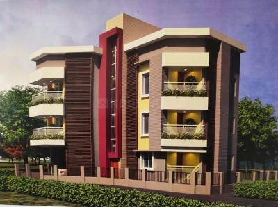 Gallery Cover Image of 801 Sq.ft 2 BHK Apartment for buy in Behala for 2800000