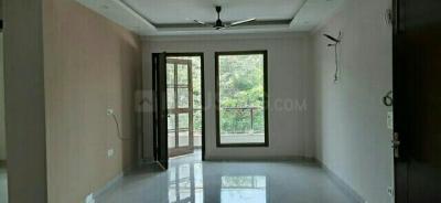सेक्टर 46  में 3  खरीदें  के लिए 46 Sq.ft 3 BHK इंडिपेंडेंट फ्लोर  के लिविंग रूम  की तस्वीर