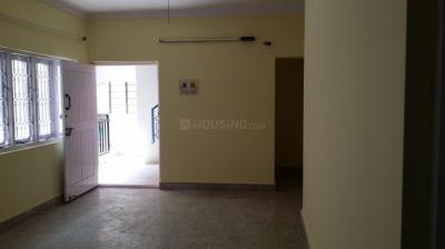 Living Room Image of 1000 Sq.ft 2 BHK Independent Floor for rent in Shanti Nagar for 20000