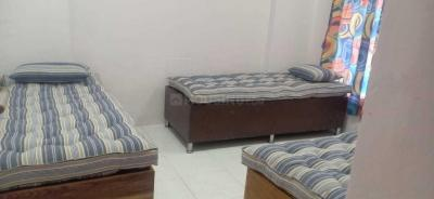 Bedroom Image of Astha Paying Guest Accomodation in Kandivali East