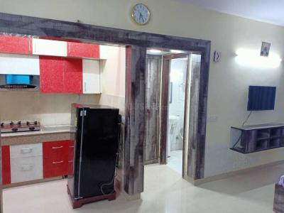 Gallery Cover Image of 494 Sq.ft 1 BHK Apartment for rent in Logix Blossom Zest, Sector 143 for 12500