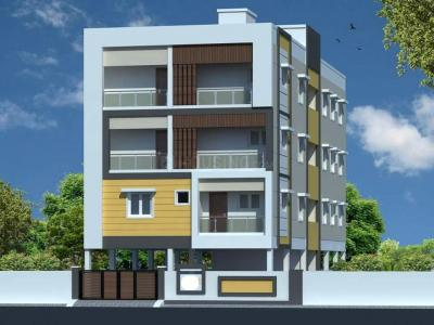 Gallery Cover Image of 1373 Sq.ft 3 BHK Apartment for buy in Nanganallur for 11670500