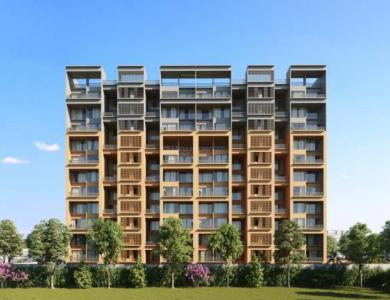 Gallery Cover Image of 1174 Sq.ft 2 BHK Apartment for buy in Ravet for 6450000