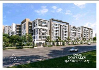 Gallery Cover Image of 1235 Sq.ft 2 BHK Apartment for buy in Kukatpally for 6200000