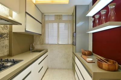Gallery Cover Image of 667 Sq.ft 1 BHK Apartment for rent in Mira Road East for 16000