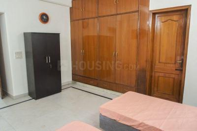 Bedroom Image of PG In Dlf Phase 2 in DLF Phase 2