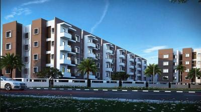 Gallery Cover Image of 525 Sq.ft 1 BHK Apartment for buy in Mahaveer Turquoise, Basapura for 2157000