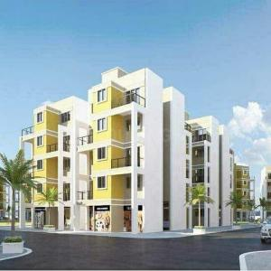 Gallery Cover Image of 540 Sq.ft 1 BHK Apartment for buy in New Panvel East for 2257000