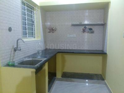 Gallery Cover Image of 550 Sq.ft 1 BHK Apartment for rent in Hebbal for 8000