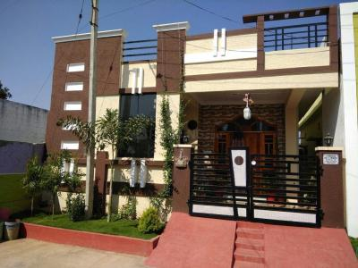 Gallery Cover Image of 750 Sq.ft 2 BHK Independent House for buy in Ahmedguda for 3655000