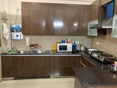 Gallery Cover Image of 1395 Sq.ft 2 BHK Apartment for rent in 3C Lotus Boulevard, Sector 100 for 23000