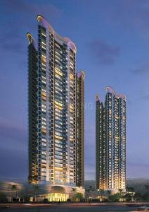 Gallery Cover Image of 1219 Sq.ft 3 BHK Apartment for buy in ACME Oasis, Kandivali East for 19800000