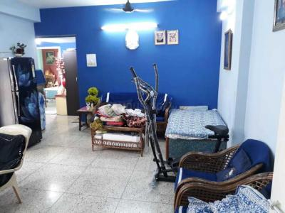 Gallery Cover Image of 900 Sq.ft 2 BHK Apartment for rent in Dhakuria for 18000