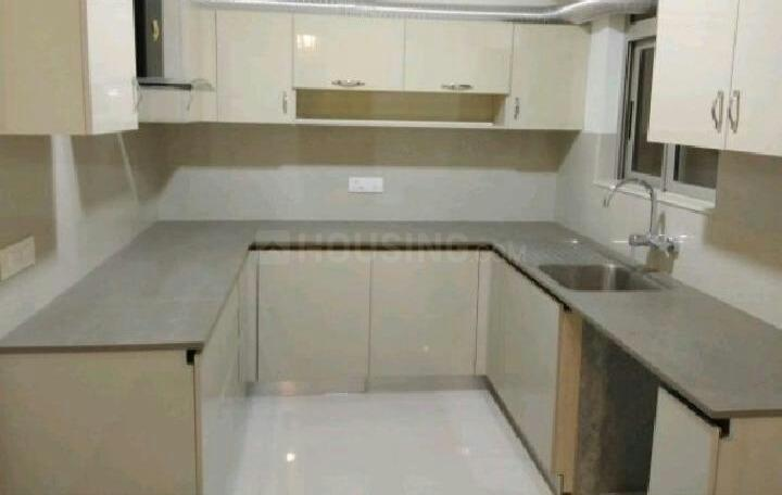 Kitchen Image of 1900 Sq.ft 3 BHK Apartment for rent in Akshayanagar for 36000