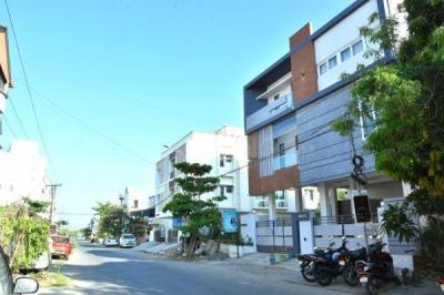 Building Image of Green Home Girls Hostel in Thoraipakkam