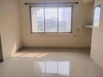 Gallery Cover Image of 625 Sq.ft 1 BHK Apartment for rent in Galaxy Heights, Goregaon West for 24000