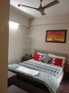 Gallery Cover Image of 495 Sq.ft 1 RK Apartment for rent in Sector 137 for 15500