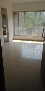 Gallery Cover Image of 650 Sq.ft 1 BHK Apartment for rent in Platinum Regalia, Ulwe for 7000
