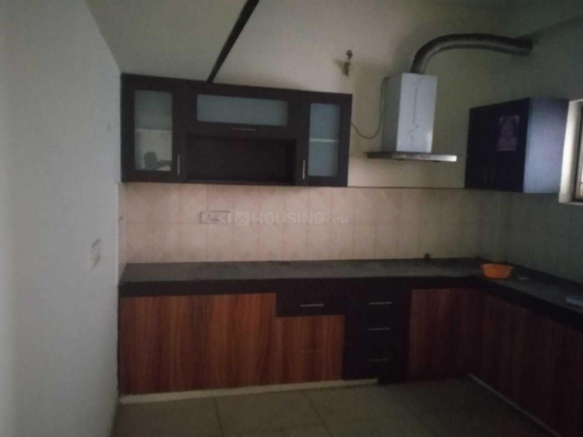 Kitchen Image of 1400 Sq.ft 3 BHK Apartment for rent in Vanagaram  for 16000