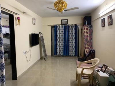 Gallery Cover Image of 858 Sq.ft 1 BHK Apartment for buy in  Nishigandha Apartment Shivane, Shivane for 3350000