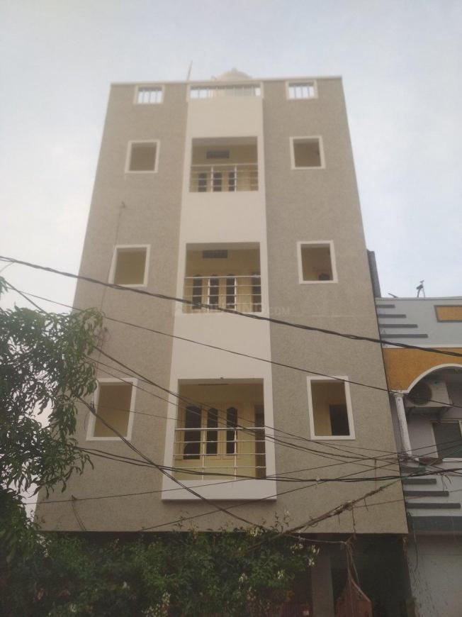 Building Image of 459 Sq.ft 1 BHK Independent House for rent in Attapur for 6500