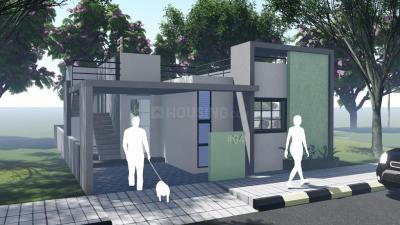 Gallery Cover Image of 795 Sq.ft 2 BHK Villa for buy in Hosur Municipality for 3453750