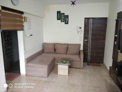 Gallery Cover Image of 1000 Sq.ft 1 BHK Apartment for rent in Ghansoli for 26000