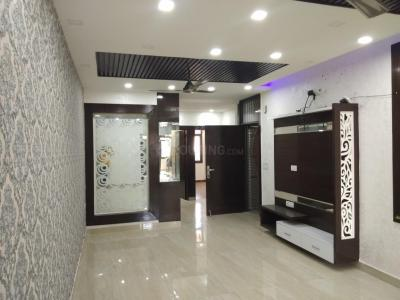 Gallery Cover Image of 2000 Sq.ft 4 BHK Independent Floor for rent in Niti Khand for 22000