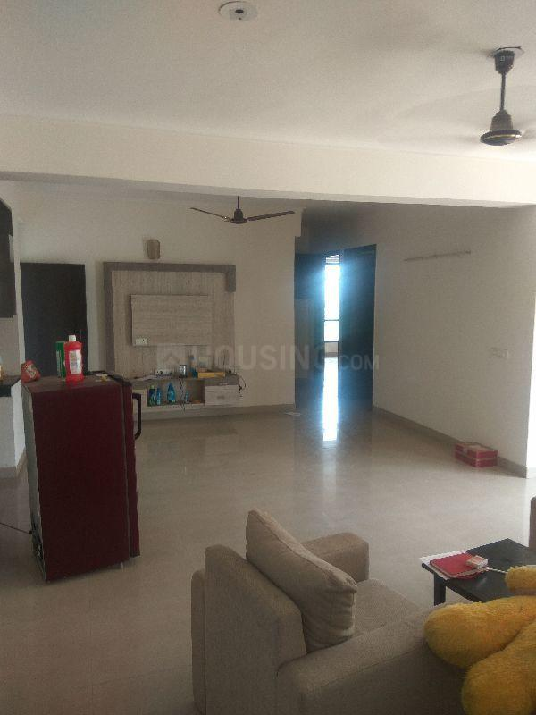 Living Room Image of 3000 Sq.ft 4 BHK Apartment for rent in Dombivli East for 45000