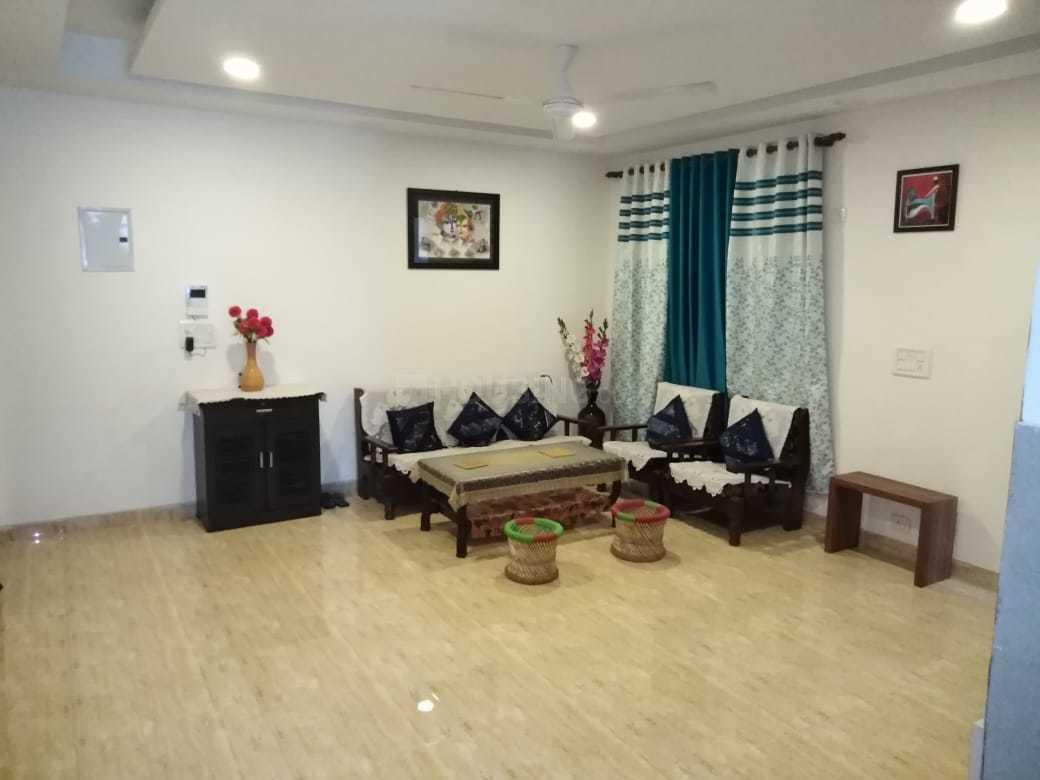 Living Room Image of 1350 Sq.ft 3 BHK Apartment for buy in Mandi for 6300000