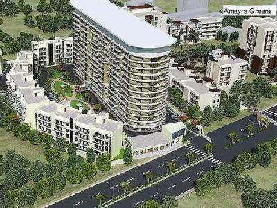 Gallery Cover Image of 3012 Sq.ft 4 BHK Apartment for buy in JLPL Industrial Area for 14500000