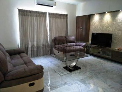 Gallery Cover Image of 2041 Sq.ft 2 BHK Apartment for rent in Happy Home Nandanvan III, Vesu for 27000